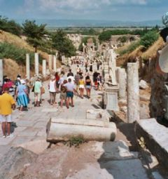 4 Day Gallipoli, Ephesus, Pamukkale Tour